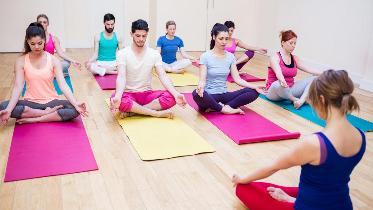 Fitness Class - Yoga