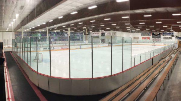 north shore hockey rink