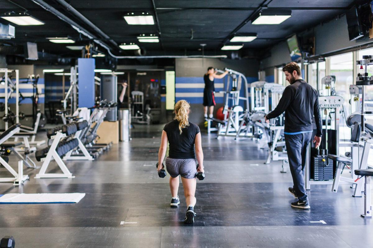 Fitness Centre - North Shore Winter Club