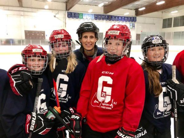 Junior Hockey Program - North Shore Winter Club