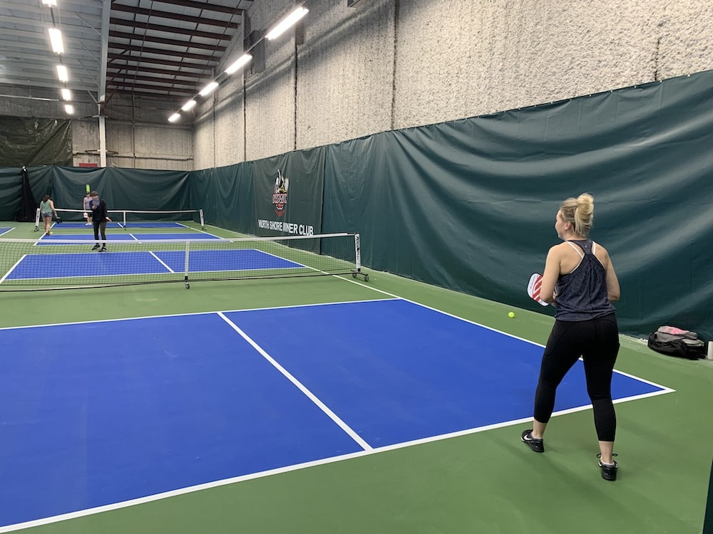 Pickleball Courts North Vancouver